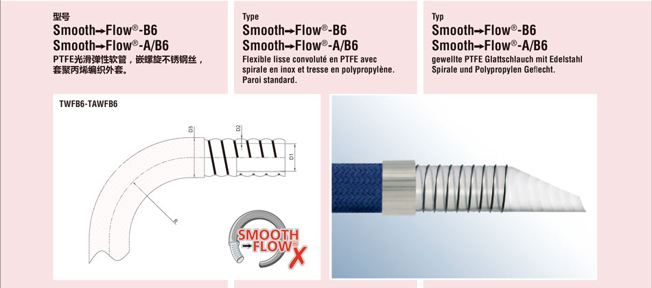 Smooth Flow-B6 ;Smooth Flow