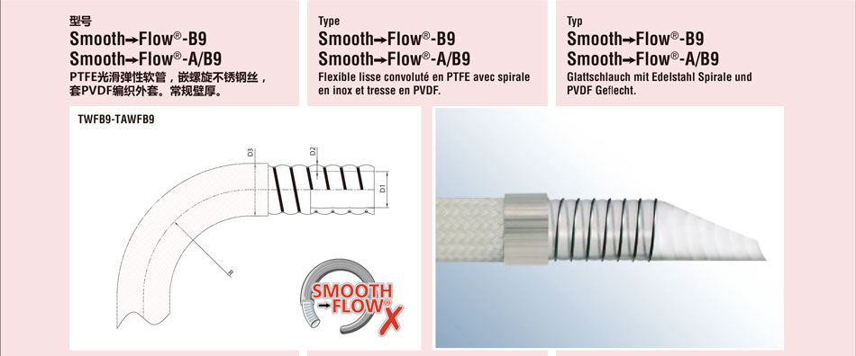 Smooth Flow-B9;Smooth Flow