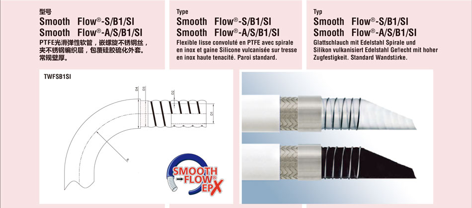 Smooth Flow-S/B1/SI;Smooth Flow