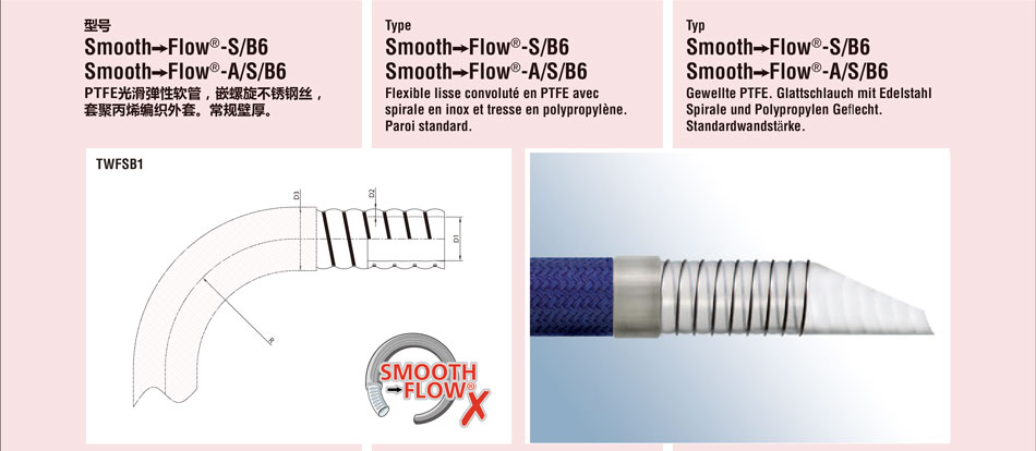 Smooth Flow-S/B6;Smooth Flow